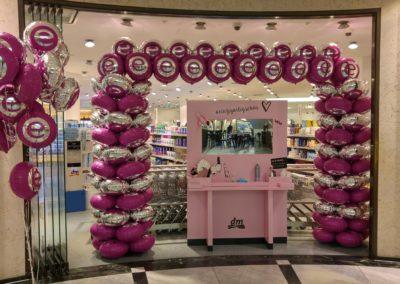 Folienballongirlanden | 60€/Meter zzgl. Lieferung und Montage