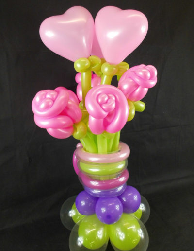 """Blumenstrauß"" Latexballonfigur | 34€"