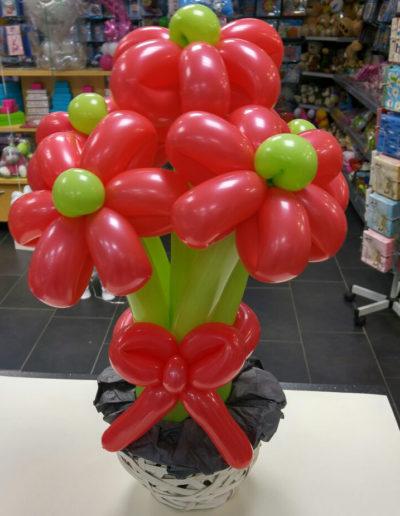 """Blumenstrauß"" Latexballonfigur | 25€"
