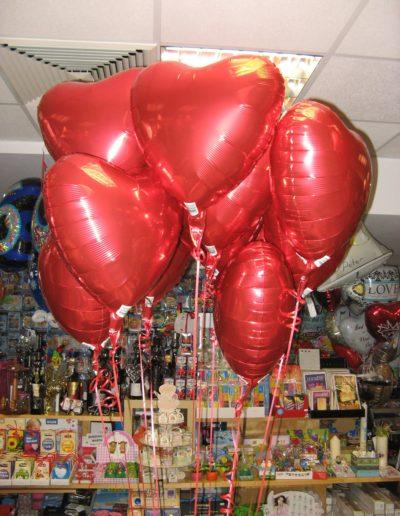 Herzen (Folienballons) | ab 5€/Stk.