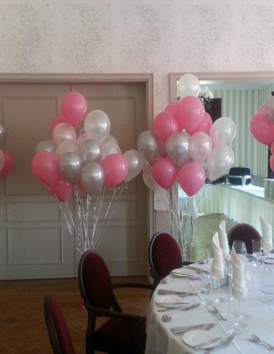 Latexballons (div.)