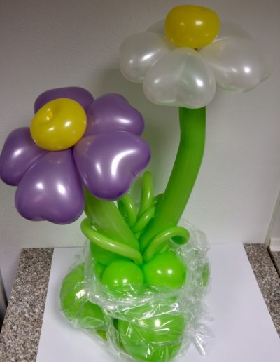 """Blumenstrauß"" Latexballonfigur | 21,50€"