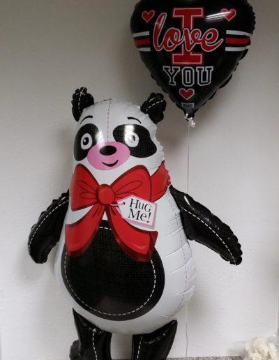"""Panda"" Folienballonfigur | 25€"
