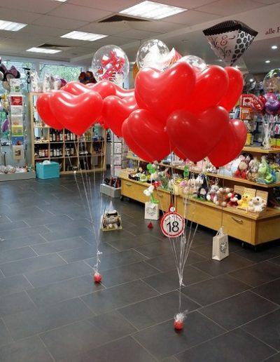 Heren Latexballons (40cm)  | 4,50€/Stk.