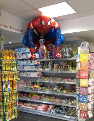"""Spiderman"" AirWalker Folienballonfigur"