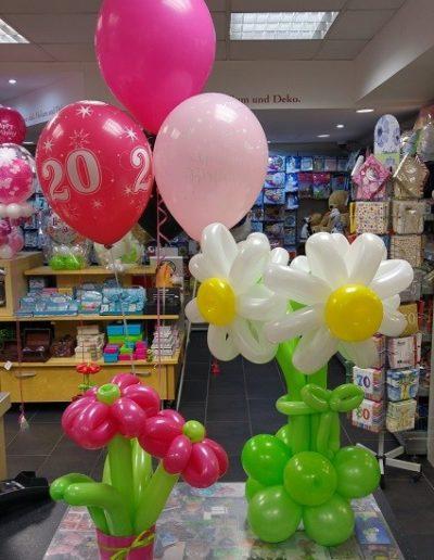 Ballonstrauß Latexballonfigur | ab 10€