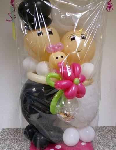 """Bubipaar"" Latexballonfigur | 34€"