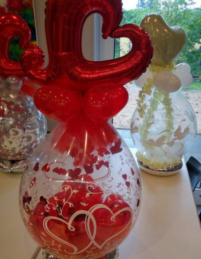 Folienballon auf Verpackungsballon 28€