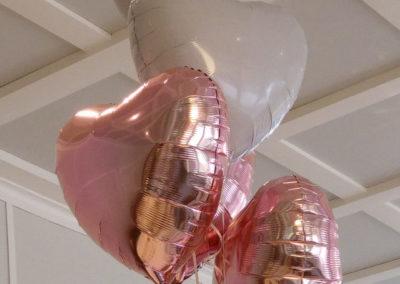 Herzballon (Folie)| 5€/Stk.