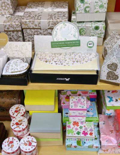 GeschenkIdeen, Bastelbedarf und Kartengestaltung