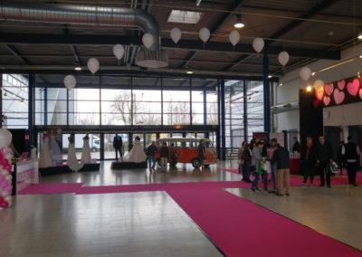 Nylon Latexballongirlande | 15€/Meter und Ballonsäulen | 30€/Meter