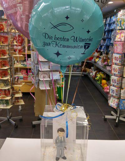 Bedruckte Folienballon