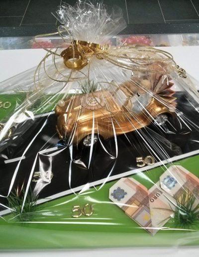 Geldverpackung, Tablettverpackung. Geldgeschenke zu nahezu jedem Motto und Anlass.