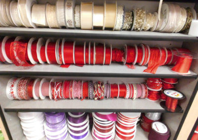 Stoffbänder Dekoration