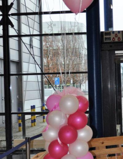 Latexballonsäule | 30€/Meter