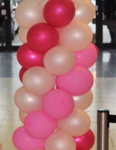 Latexballonsäulen | 30€/Meter
