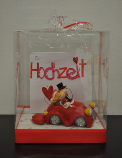 Geschenkbox | ab 15€ zzgl. Figur