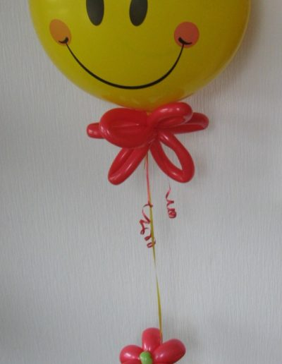 """Smiley"" Folienballon"