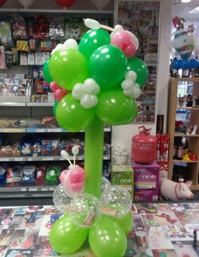 """Geldbaum"" Latexballonfigur | 28€"