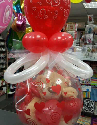 Verpackungsballon | 25€ zzgl. Plusch