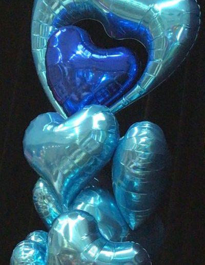 Herzen (Folienballons)