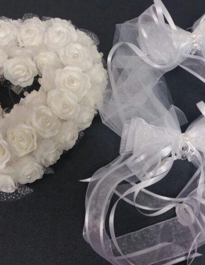 Tüll zur Hochzeit