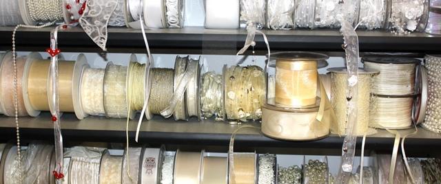 Dekorationsstoffbänder