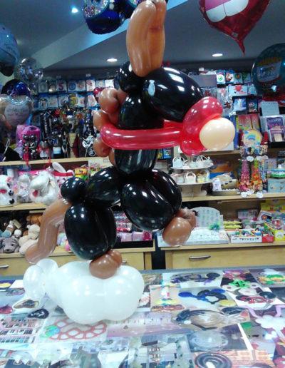 "Ballon Figuren, Ballonverpackung, BV, Geld im Ballon, Ballon Figuren""Pony"" Latexballonfigur | 21,50€"