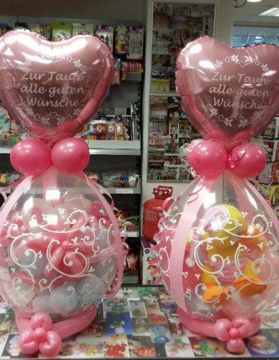 Folienherz auf Verpackungsballon | 25€
