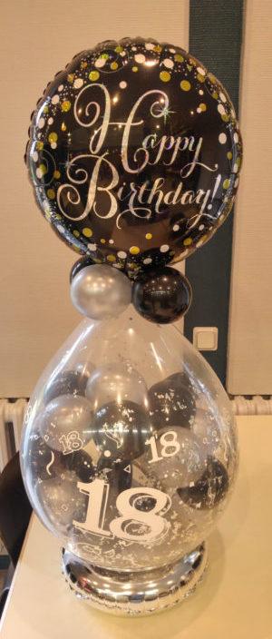 Folienballon auf Verpackungsballon | 25€