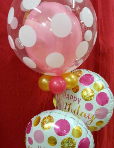 DekoBubble | 20€, Folienballon (45cm) | 7,50€
