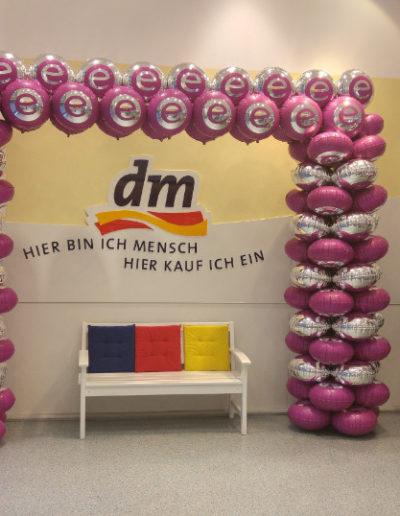 Folienballongirlande | 50€/Meter