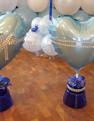 Aufsteller Folienballon