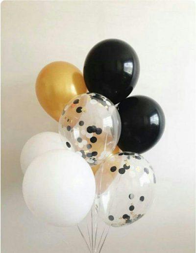Latexballons 30 und 40cm in druck und uni