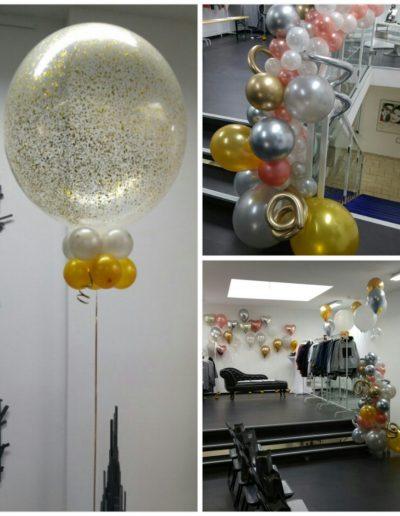 Confetti Ballon in 60cm, 28€