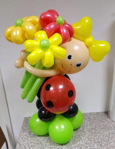 Ballongrüsse aus Liebe