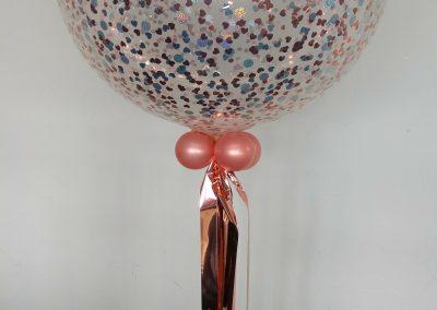 Konfetti Ballon in 80cm 38€