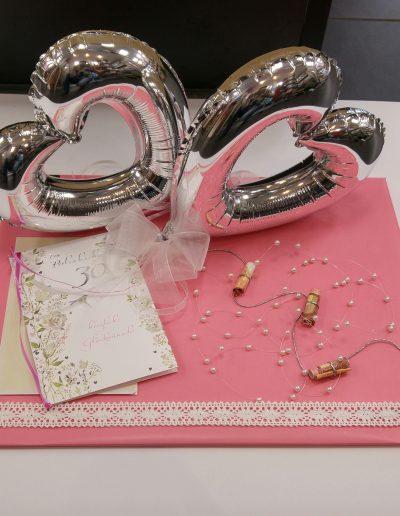 PlatenVerpackung zur Hochzeit, 21,50€