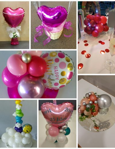 Ballongewichte Auswahl