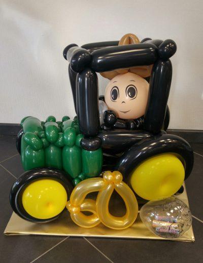 Ballonfigur Trecker, 34€