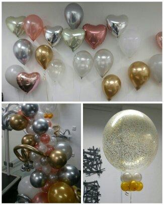 Latex- und Folienballons