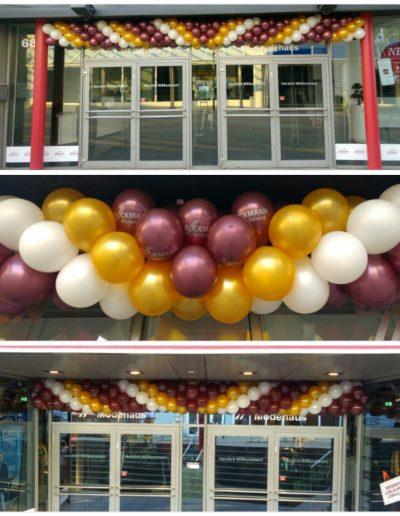 Latexballongirlande | 25€/Meter zzgl. Montage