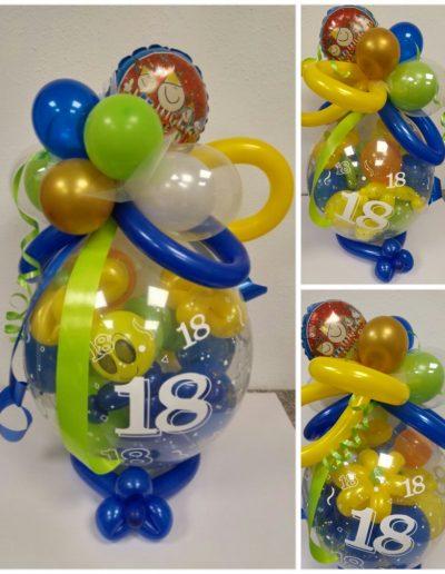 BV Geld im Ballon 28€