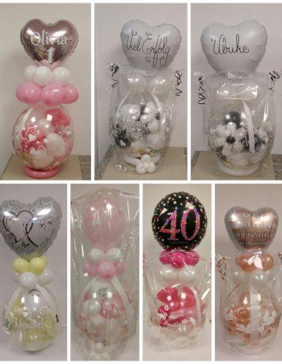 Ballonverpackung ab 25€