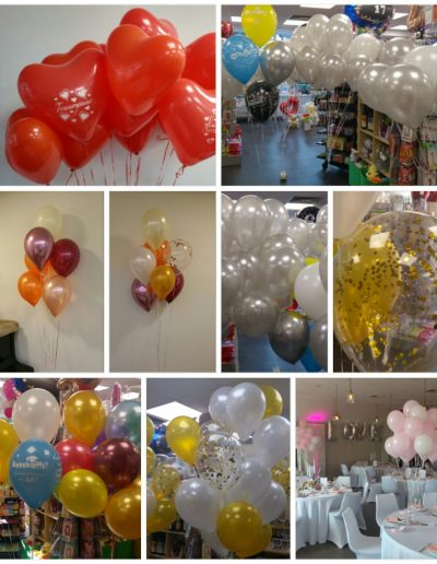 Latexballons diverse