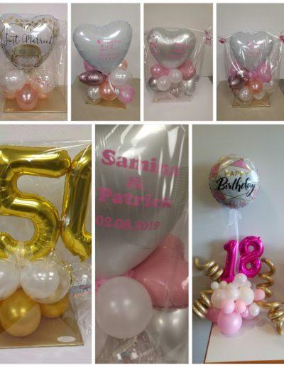 BallonTorten, Cluster. Ab 25€