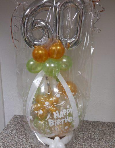 BallonVerpackung, Geldgeschenke zu einem Motto, 28€
