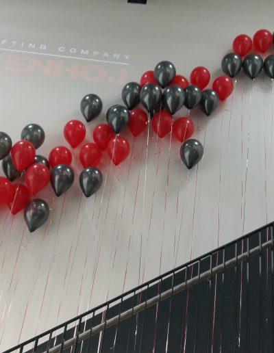 Latexballons, versiegelt. 3€ je Ballon