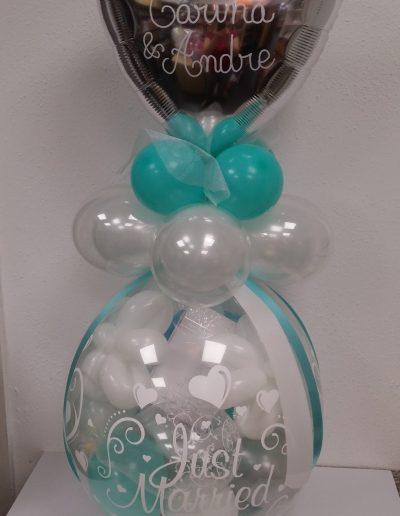 BallonVerpackung, Geldgeschenke zu einem Motto, 30€