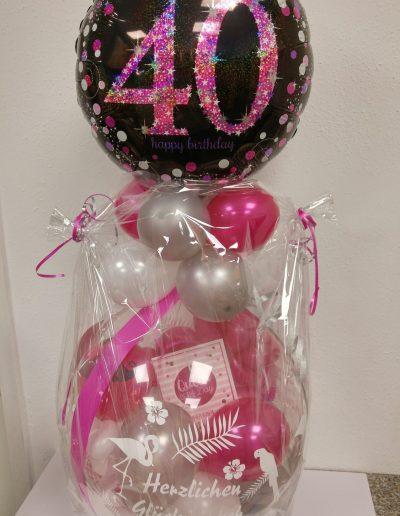 BallonVerpackung, Geldgeschenke zu einem Motto, 25€